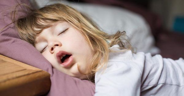 Children S Snoring Why You Shouldn T Ignore It