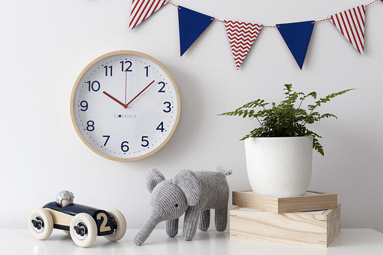 Clockiscle Wall Clock