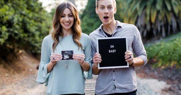 15 Super Cute Pregnancy Announcement Ideas Mum S Grapevine