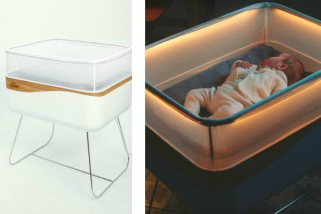 Max motor dreams - choosing the right cot for baby