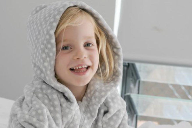 Snugglebum children's dressing gown