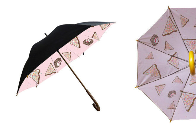 Make Me Iconic treat umbrella gift ideas for mums