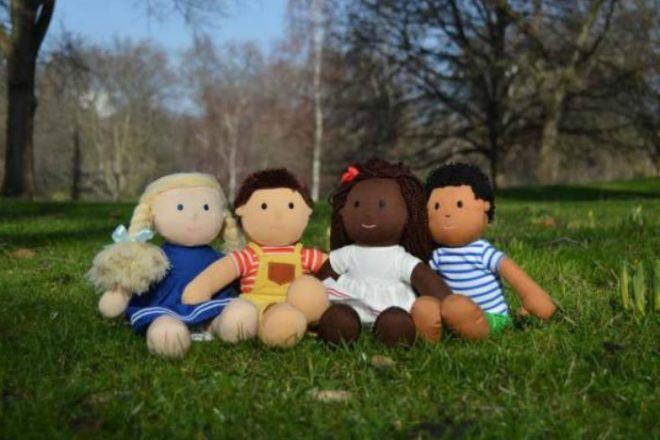 One Dear World multicultural dolls