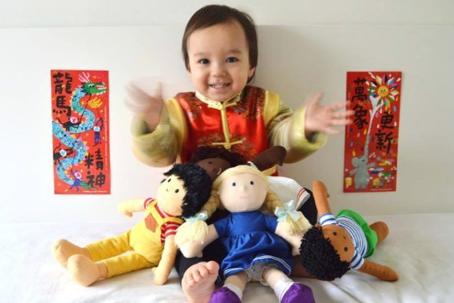 One Dear World multicultural dolls