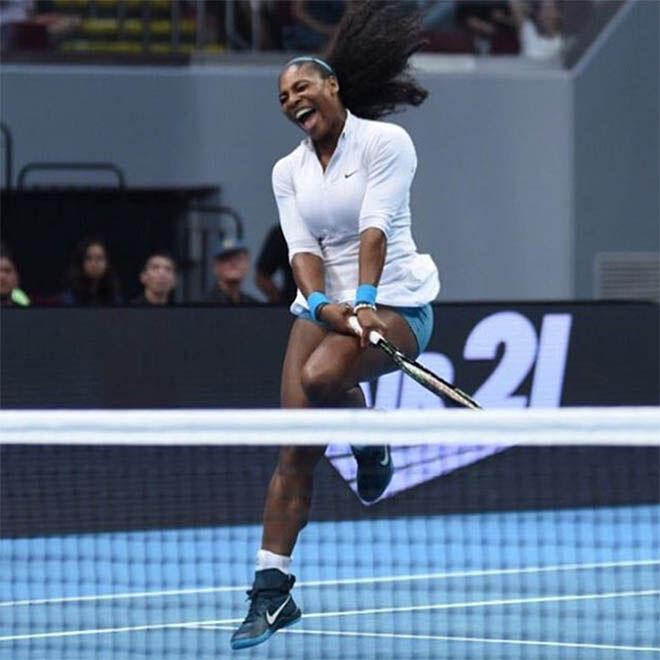 Serena Williams pregnant Australian Open