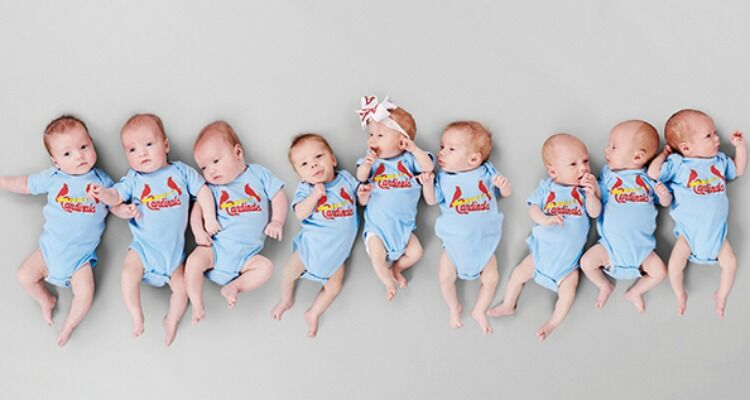 Doctor Delivers Three Sets Of Triplets In Six Weeks