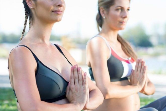 Maternity Sports Bras From Xothree Active For Busy Mums To Be