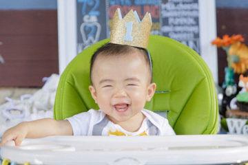 1st Birthday Crown Esty