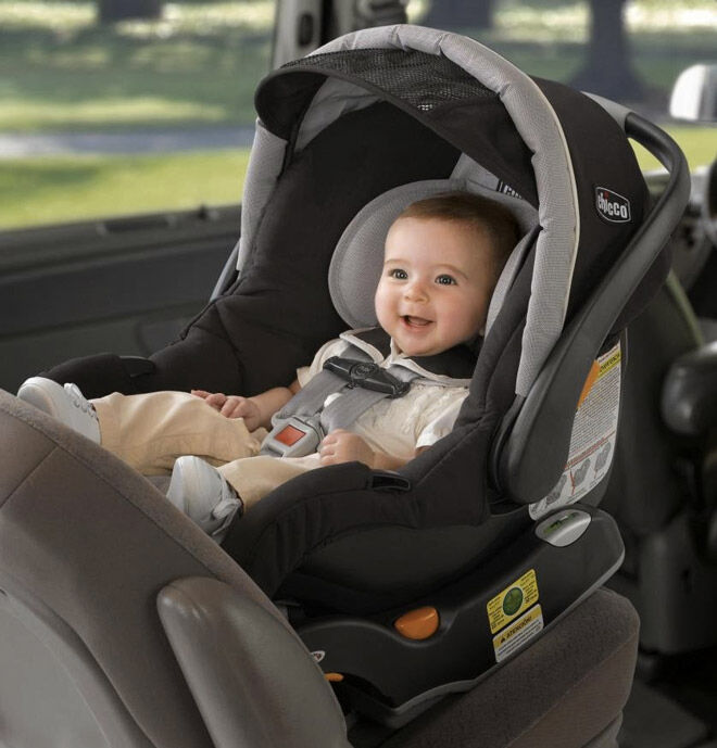 Top  Safest Car Seats