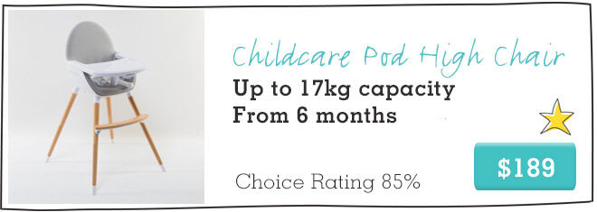 Childcare Pod High Chair