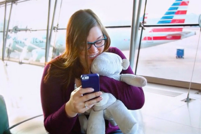 Parihug The cuddly pal that lets you hug your child from anywhere in the world