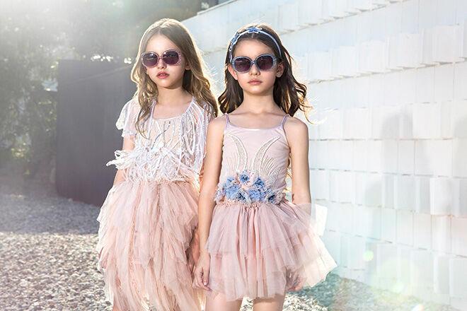 Tutu du Monde pink dresses