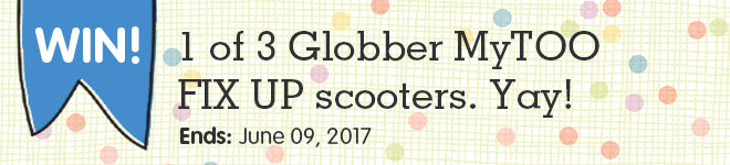 Win Globbler MyToo FIX UP Scooter