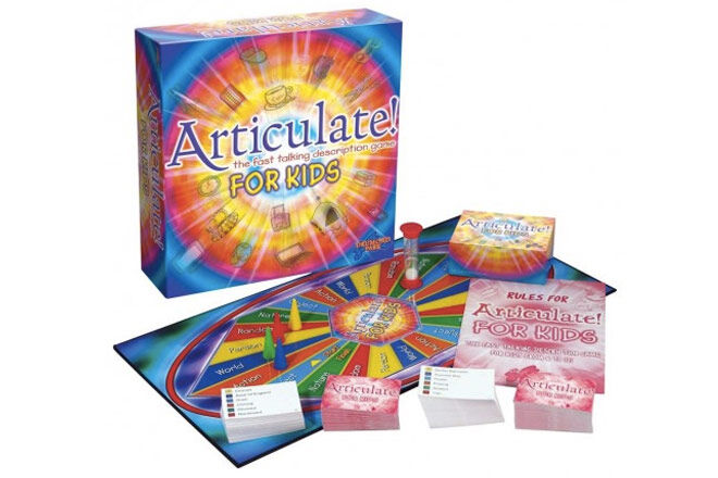 Family Games: Articulate for Kids