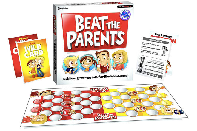 Family Game: Beat the Parents