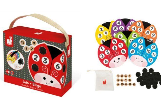 Janod Ladybird Bingo