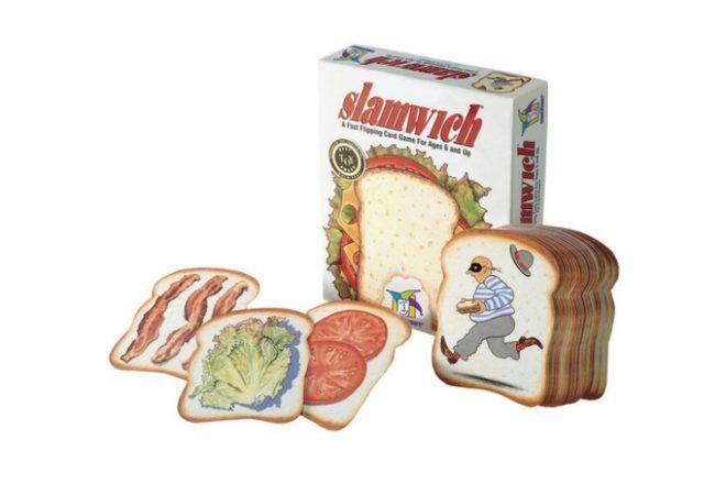 Slamwich best family board games
