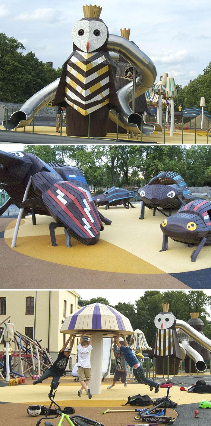 Monstrum playground kristinebeck