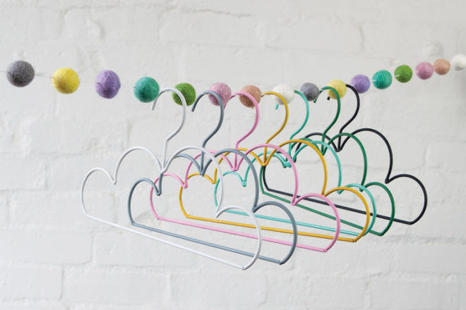 Down to the Woods Cloud Clothes Hangers