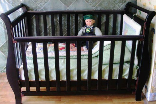 ACCC dangerous cot recalls Sweet Heart cot