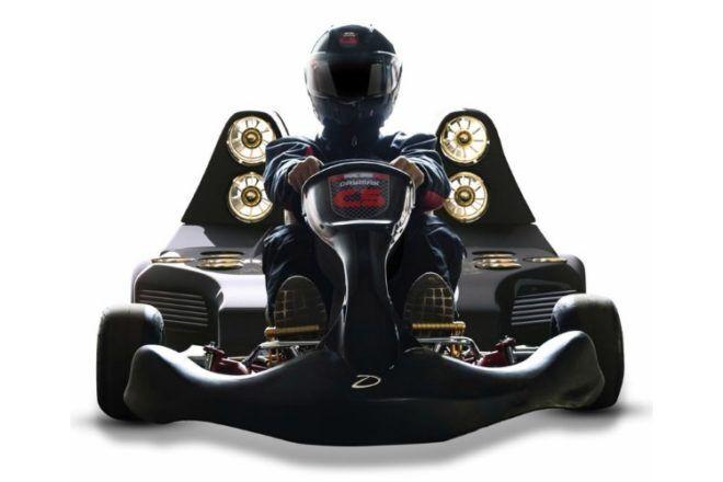 world's fastest go kart Daymak