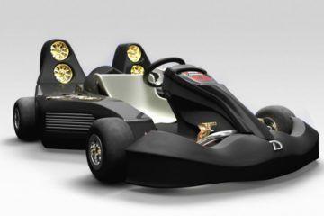 world's fastest go kart