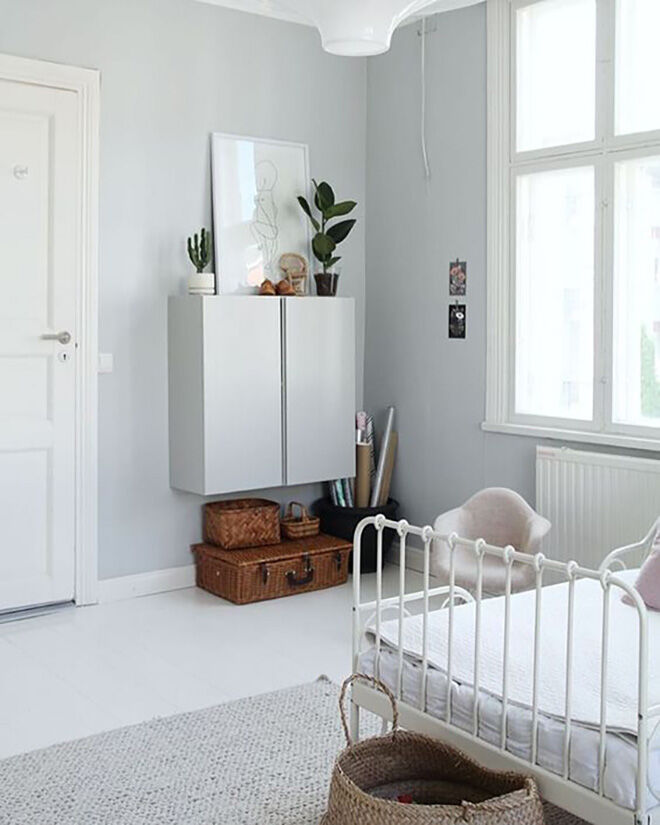 ikea ivar hack 10 ways to prettify the plain pine cabinet mum 39 s grapevine. Black Bedroom Furniture Sets. Home Design Ideas