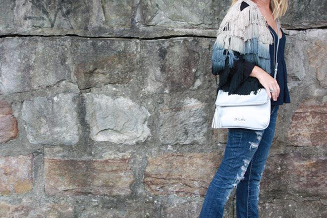 Il Tutto Leather Handbag