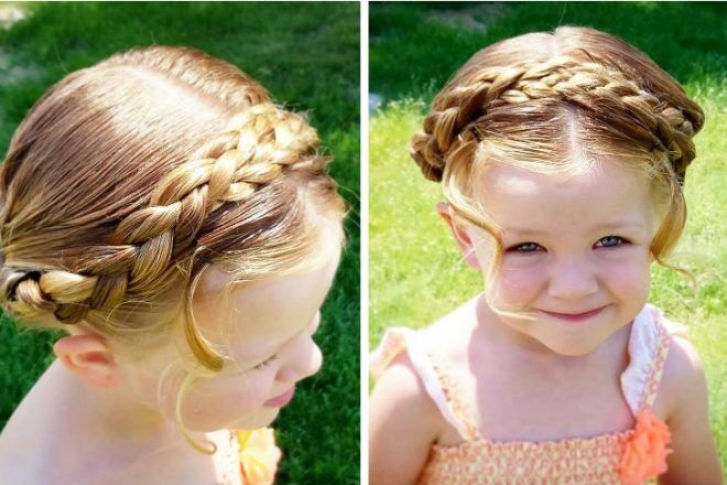 how to milkmaid braid easy braid hairstyles for girls