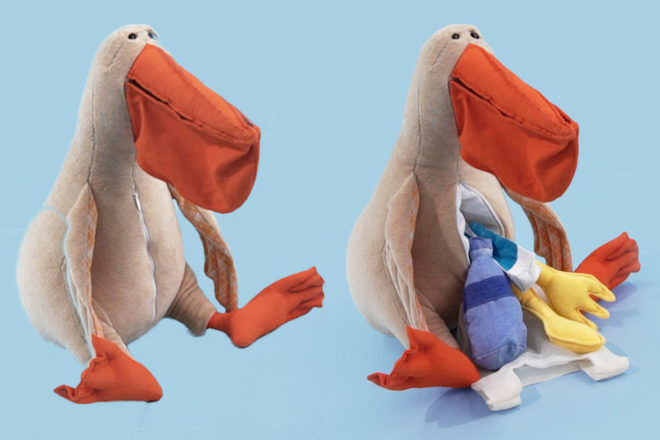 Pelican Pollutoys