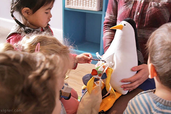 Sea Shepherd toys that teach children about ocean pollution