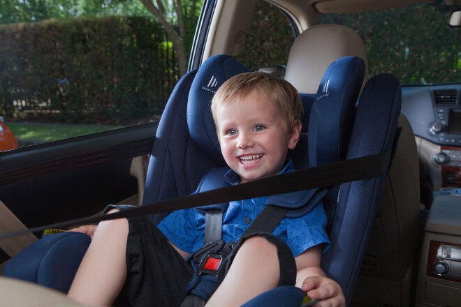 Safe And Sound Kinetic Car Seat