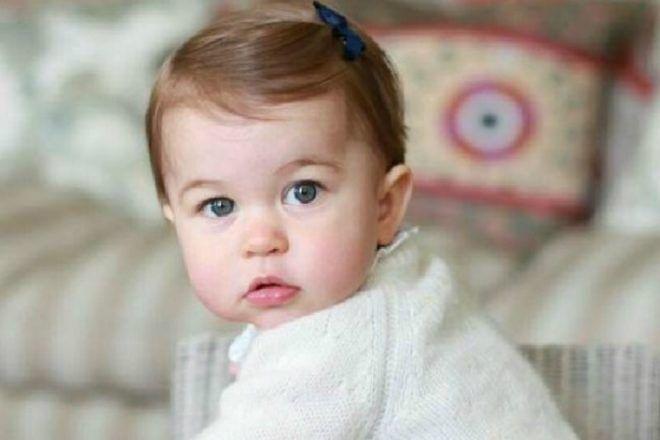 Princes Charlotte toddler