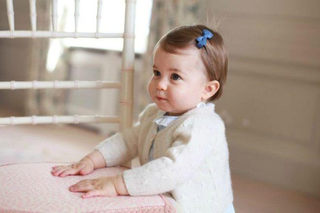 Princess Charlotte official portrait