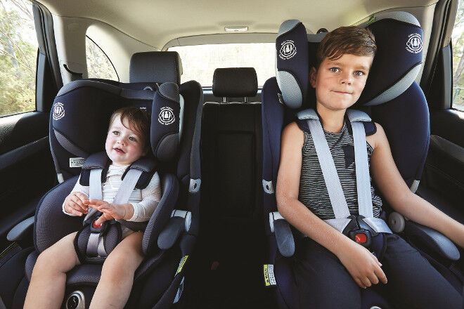 Australia S Safest Car Seats Revealed From Capsules To