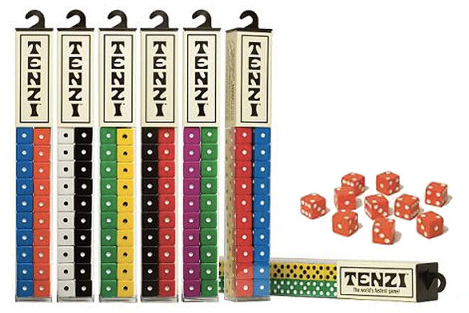 Family Games: Tenzi