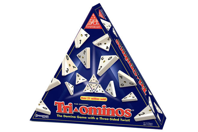 Family Games: Tri-Ominos