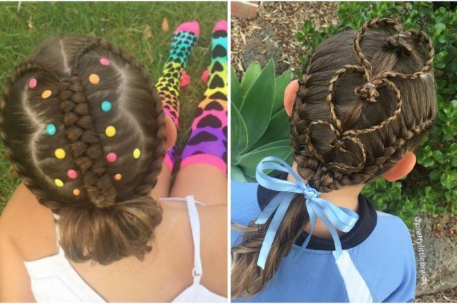 Easy braid hairstyles for school | Mum's Grapevine