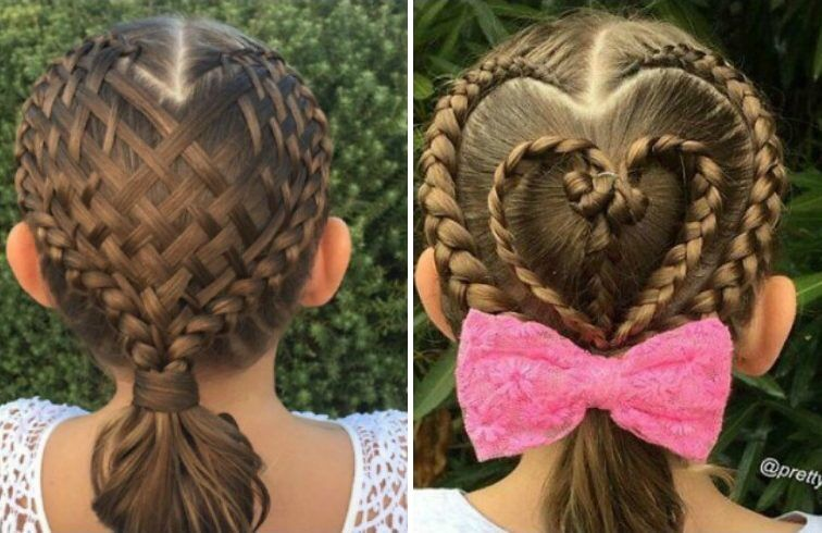 Hair Styles For Braids Pictures: Easy Braid Hairstyles For School