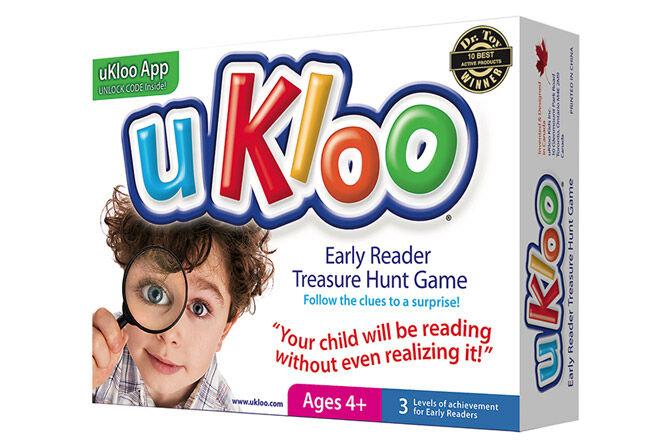 uKloo family treasure hunt game