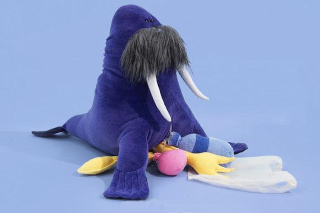 Pollutoys walrus