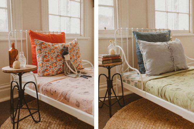 G.Nancy australian made cot quilts