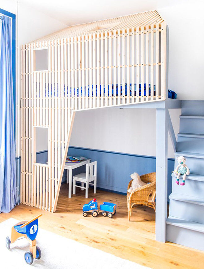 10 Loft Beds Leaving More Space For Play