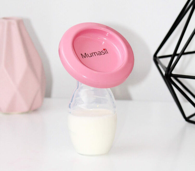 Mumasil breast milk saver breastfeeding accessory