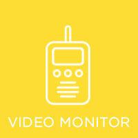 Video Monitor Tile