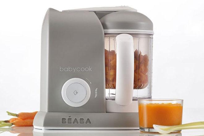 Beaba Babycook Solo 4-in-1 food processor baby food maker