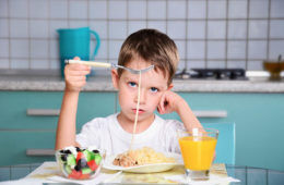 trick for dealing with fussy eater