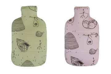 G.Nancy Hot water bottle covers