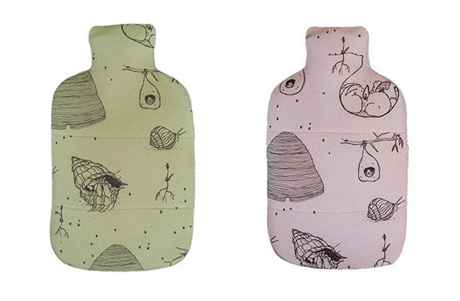 G.Nancy Hot water bottle covers