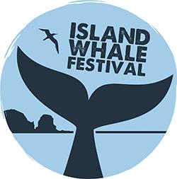 Island Whale Festival logo